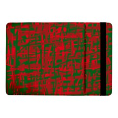 Green and red pattern Samsung Galaxy Tab Pro 10.1  Flip Case