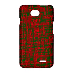 Green and red pattern LG Optimus L70