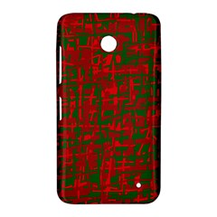 Green and red pattern Nokia Lumia 630