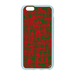 Green and red pattern Apple Seamless iPhone 6/6S Case (Color)