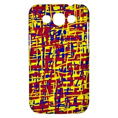 Red, yellow and blue pattern Samsung Galaxy Win I8550 Hardshell Case