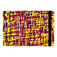 Red, yellow and blue pattern Samsung Galaxy Tab Pro 10.1  Flip Case