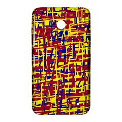 Red, yellow and blue pattern Nokia Lumia 630
