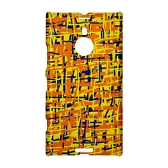 Yellow, orange and blue pattern Nokia Lumia 1520