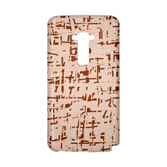Brown elegant pattern LG G Flex
