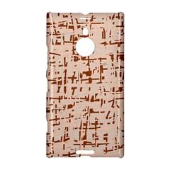 Brown elegant pattern Nokia Lumia 1520