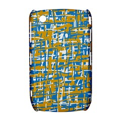 Blue and yellow elegant pattern Curve 8520 9300