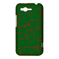 Green and red pattern HTC Rhyme