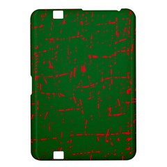 Green And Red Pattern Kindle Fire Hd 8 9
