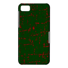 Green and red pattern BlackBerry Z10