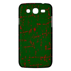 Green And Red Pattern Samsung Galaxy Mega 5 8 I9152 Hardshell Case