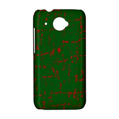 Green and red pattern HTC Desire 601 Hardshell Case