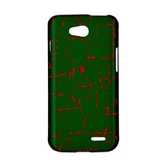 Green and red pattern LG L90 D410
