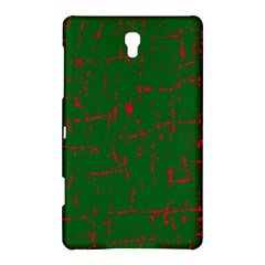 Green and red pattern Samsung Galaxy Tab S (8.4 ) Hardshell Case