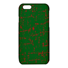 Green and red pattern iPhone 6/6S TPU Case