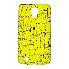 Yellow summer pattern Galaxy S4 Active