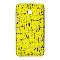 Yellow summer pattern Nokia Lumia 630