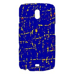 Blue pattern Samsung Galaxy Nexus i9250 Hardshell Case