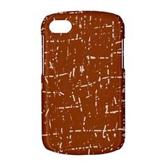 Brown elelgant pattern BlackBerry Q10