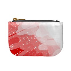 Red pattern Mini Coin Purses