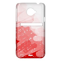 Red pattern HTC Evo 4G LTE Hardshell Case