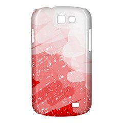 Red pattern Samsung Galaxy Express I8730 Hardshell Case