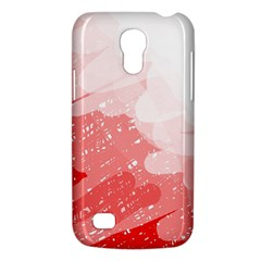 Red pattern Galaxy S4 Mini