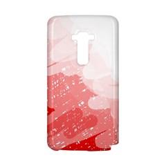Red pattern LG G Flex