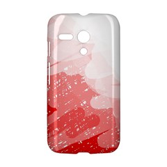 Red pattern Motorola Moto G