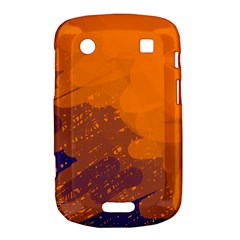 Orange and blue artistic pattern Bold Touch 9900 9930