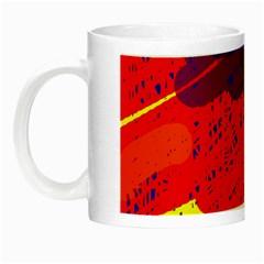 Colorful pattern Night Luminous Mugs