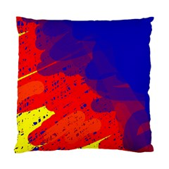Colorful pattern Standard Cushion Case (One Side)