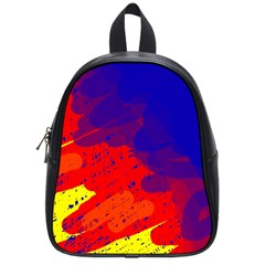 Colorful pattern School Bags (Small)