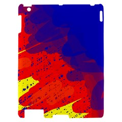 Colorful pattern Apple iPad 2 Hardshell Case