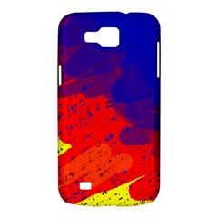Colorful pattern Samsung Galaxy Premier I9260 Hardshell Case