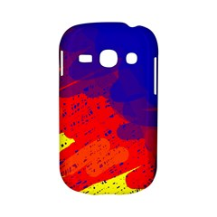 Colorful pattern Samsung Galaxy S6810 Hardshell Case