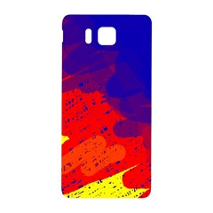 Colorful pattern Samsung Galaxy Alpha Hardshell Back Case