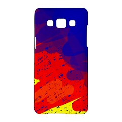 Colorful pattern Samsung Galaxy A5 Hardshell Case