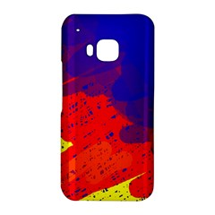 Colorful pattern HTC One M9 Hardshell Case
