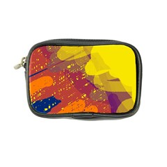 Colorful abstract pattern Coin Purse