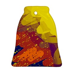 Colorful abstract pattern Ornament (Bell)