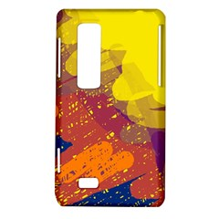 Colorful abstract pattern LG Optimus Thrill 4G P925