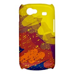 Colorful abstract pattern Samsung Galaxy Nexus S i9020 Hardshell Case