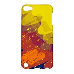 Colorful abstract pattern Apple iPod Touch 5 Hardshell Case