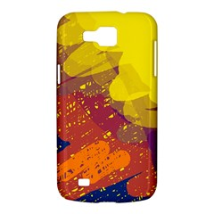 Colorful abstract pattern Samsung Galaxy Premier I9260 Hardshell Case
