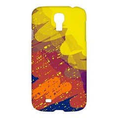 Colorful abstract pattern Samsung Galaxy S4 I9500/I9505 Hardshell Case