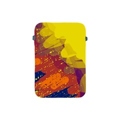 Colorful abstract pattern Apple iPad Mini Protective Soft Cases