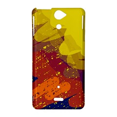 Colorful abstract pattern Sony Xperia V
