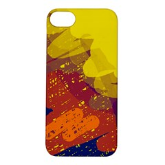 Colorful abstract pattern Apple iPhone 5S/ SE Hardshell Case