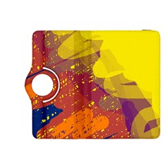 Colorful abstract pattern Kindle Fire HDX 8.9  Flip 360 Case